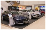 Step into British luxury at the Jaguar Land Rover Premium Brand Showcase