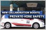 Lumens Auto, ComfortDelGro and Borneo Motors to improve private-hire safety