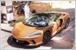 McLaren GT makes global debut at Goodwood Festival