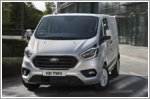 Ford Plug-in-Hybrid Transit van proves viable even with minimal charging network