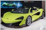 McLaren 600LT Spider debuts in Singapore