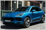 Porsche deliveries up two percent for the first half of 2019