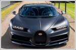 Bugatti celebrates 110 years with limited edition Chiron Sport