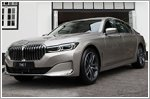BMW launches the updated 7 Series