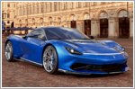 Pininfarina Battista to make debut at Monterey Car Week
