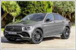Mercedes-AMG reveals updates to its GLC 43 models