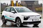 AIWAYS U5 battery-electric SUVs embark from Xi'an for Frankfurt