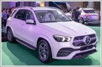 Mercedes-Benz launches the GLE in Singapore