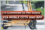 LTA steps up clampdown on errant PMD riders through mobile CCTV and improved app