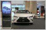 Discover Japanese luxury cars at Lexus roadshow