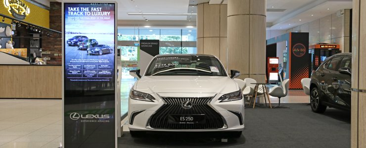 Japanese Luxury Cars At The Sgcarmart Premium Brand Showcase With Lexus