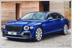 Bentley reveals the Flying Spur First Edition at Elton John AIDS Foundation Gala
