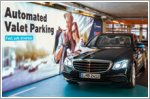 Bosch and Daimler obtain the world's first approval for driverless parking
