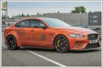 The Jaguar XE SV Project 8 beats its old Nurburgring Record time
