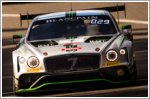 Bentley seeks centenary success at Spa with four Continental GT3s