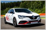 The Renault Megane RS Trophy-R sets lap record at Spa