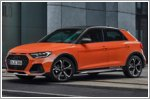 The new Audi A1 citycarver: At home in rough city streets and on country roads