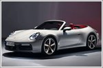 The 911 Carrera Coupe and Cabriolet revealed