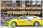 Call to taxi firms and drivers to embrace change