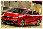Kia Forte wins J.D. Power APEAL award for compact car segment