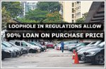 Loophole in regulations still allow up to 90% loan on the purchase price