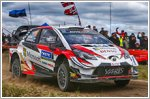 Tanak and the Toyota Yaris WRC score another win at Finland