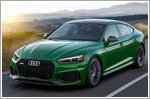 The new Audi RS5 Sportback available in Singapore