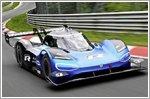 Volkswagen's record breaking lap of the Nurburgring in numbers