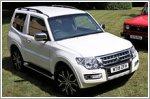 Mitsubishi Shogun added to heritage collection as European production ends