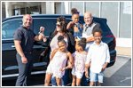 Ohio family of twelve gifted Hyundai Palisade