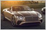 Bentley Motors celebrates centenary at Monterey Car Week