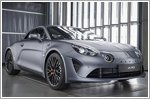 Alpine releases specifications for the A110S