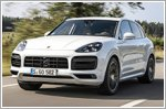 Porsche Cayenne Turbo SE-Hybrids announced