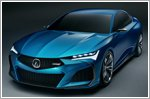 Acura Type S concept to debut at Monterey