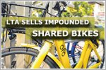 LTA sells shared bikes for $5.00 each, donates nearly $30k to charity