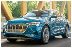 Audi e-tron earns IIHS Top Safety Pick+ rating