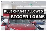 Rule change allowed car buyers to access bigger loans
