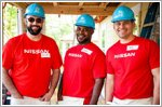 Nissan continues support for Habitat for Humanity with $1.39 million donation