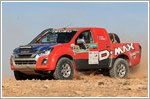 Isuzu D-Max wins its class at Africa Eco Race