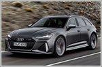 Audi RS6 Avant returns as a 592bhp mild hybrid