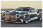 Bentley celebrates centenary at Monterey Car Week