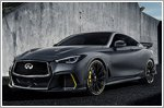 Hybrid powertrain development completed for Infiniti Q60 Project Black S