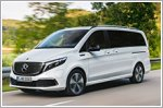 Mercedes premieres EQV electric MPV