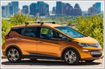 2020 Chevrolet Bolt to offer 407km of range