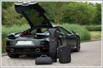 Bespoke luggage collection by McLaren MSO