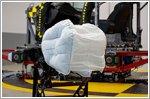 Honda announces new passenger front airbag design to enhance protection