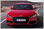 The Audi TT receives an update