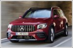 Mercedes-AMG GLB35 compact SUV revealed