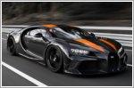 Bugatti Chiron sets a new land speed record