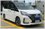 Nissan Serena e-Power spotted in Singapore